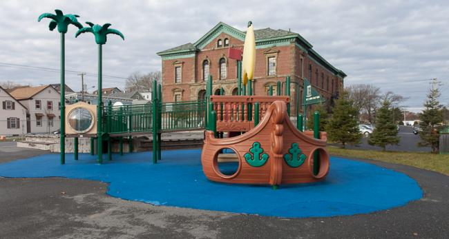 Playground at Carleton Community Centre